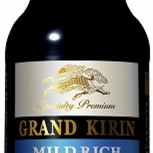 なめらかなコクと芳醇な香り 働く女性にオススメ「グランドキリン マイルドリッチ」