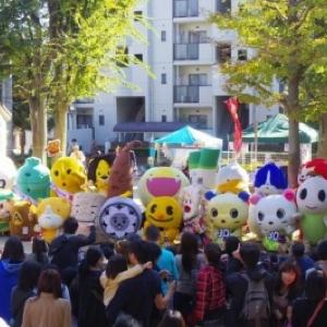 話題の「商店街公式キャラ」ついに決定! 秋恒例「高円寺フェス」で最終選考