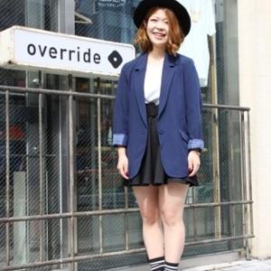 override明治通り店/天野結花(アマノ ユカ)