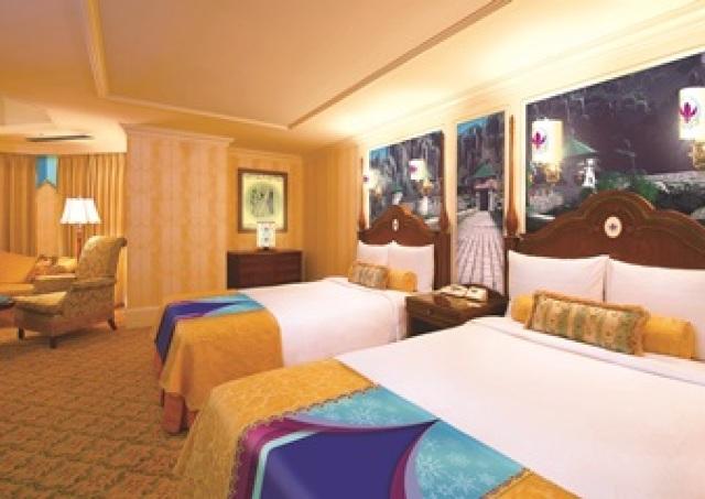 「アナとエルサ」部屋も 東京ディズニーランドホテルに5つの物語の客室誕生
