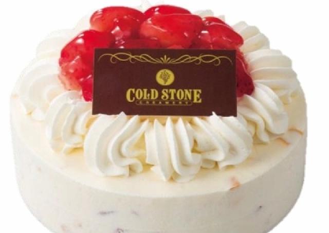 ショートケーキ、チョコケーキどっちにする? コールドストーンXmasケーキ2014