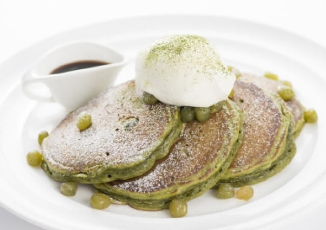 「NYの朝食の女王」サラベスで和のパンケーキ ルミネ新宿限定