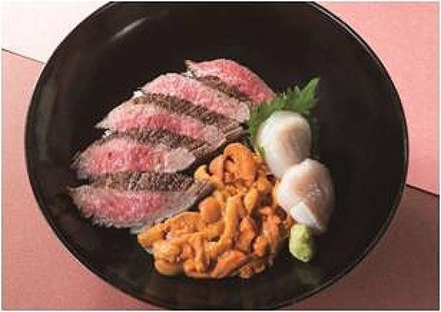 ウニ×ステーキ丼、エビ尽くしラーメン... 1年で1番豪華な北海道物産展