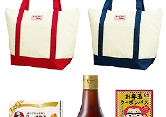 ケンタの福袋はトートバッグ仕様 「チキンぎっしりのお重」も数量限定