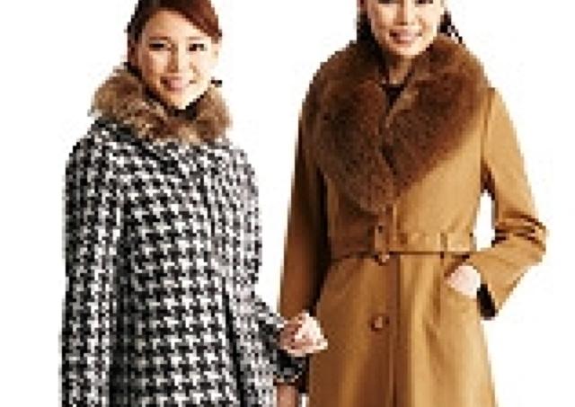 カシミヤ100%コートが7万円台 阪急うめだ「冬の婦人服バーゲン」