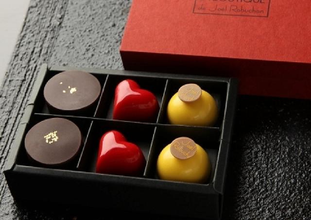 「ジョエル・ロブション」から大人のショコラ 大切な人に贈りたい全6種