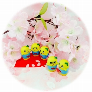 春先から「梨汁」大量放出!キデイランド恒例「ふなっしー 梨汁ブシャー祭」