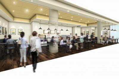 ハワイ発人気コーヒー「アイランドヴィンテージコーヒー」 3号店は横浜ベイクォーターに