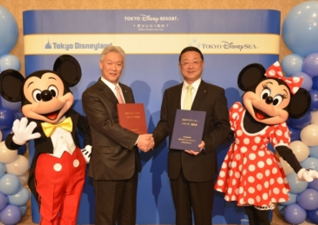 花王が「東京ディズニーランド」「東京ディズニーシー」の参加企業に 7月からアトラクション提供