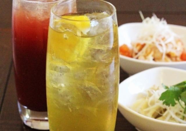タピオカミルクティーの「春水堂」で6種のお茶カクテル 台湾タパスとどうぞ!