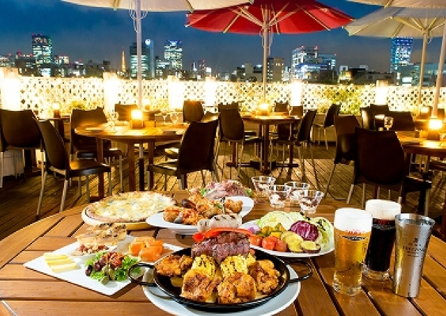 原宿・神宮前に「絶景」を楽しむビアガーデン 六本木ヒルズ、東京タワーをアテに1杯どうぞ