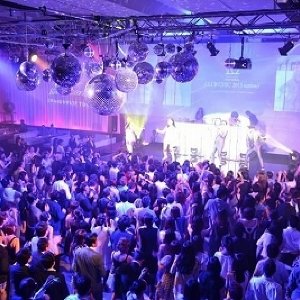 大人限定、真夏の夜の一夜限りのバブルナイト!グランドハイアット東京「クラブシック」