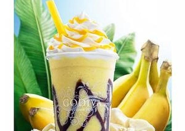 「ホワイトチョコレート バナナ」新登場!人気のショコリキサー販売会