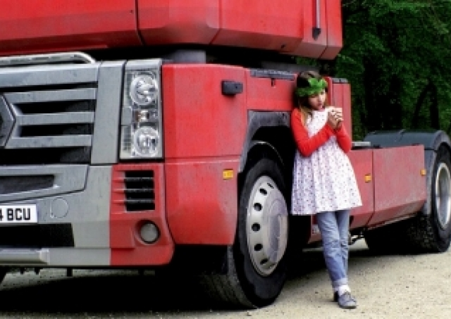 映画「わたしの名前は...」/性的虐待を受ける12歳の少女と中年トラック運転手のロードムービー