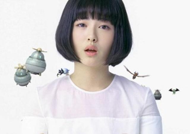 注目の若手女優「浜辺美波」がCMで初の歌声披露!「歌は苦手なので、たくさん練習しました」
