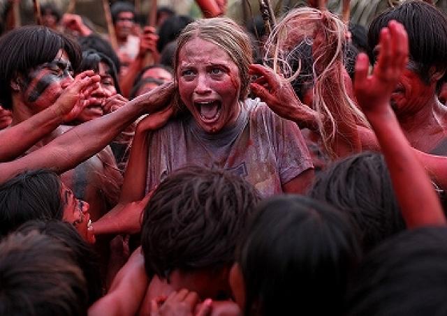 映画「グリーン・インフェルノ」/アマゾンの奥地で食人族にとらわれた!