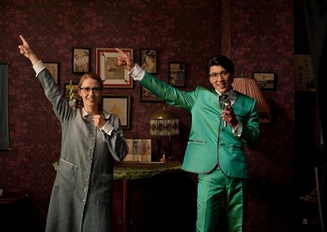 映画「リザとキツネと恋する死者たち」/へんてこ昭和歌謡飛び交うハンガリーの秀作コメディ