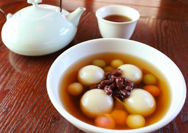 あったか台湾スイーツでお祝い 旧正月定番の台湾式ぜんざいでホカホカしよう