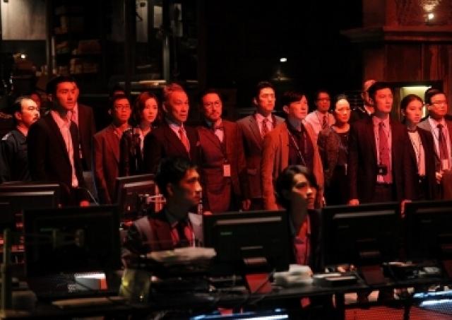 映画「ヘリオス 赤い諜報戦」/香港にアジアのスター集結、リアルな大型推理アクション