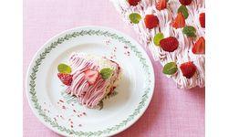 春色モンブランにイチゴ紅茶 アフタヌーンティー・ティールームでイチゴの新作スイーツ祭り