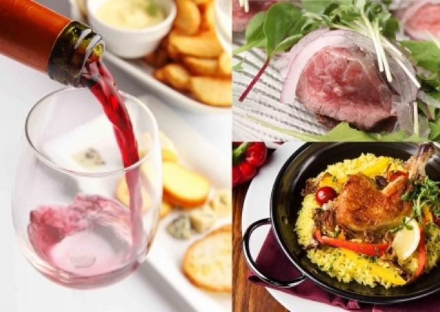 すでにキャンセル待ち!世界の肉料理と世界のワインを楽しむ大人の豪華肉の日イベント