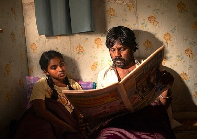 映画「ディーパンの闘い」/スリランカ内戦を逃れ、偽装家族とともにパリに生きる男の半生を描く