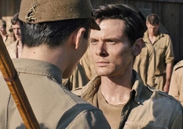 映画「不屈の男 アンブロークン」/大森収容所に待っていたのは、残虐な署長・渡辺