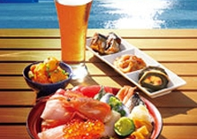 海の幸が詰まった女川丼、盛岡名物コッペパン...東北グルメが大阪タカシマヤに勢揃い!