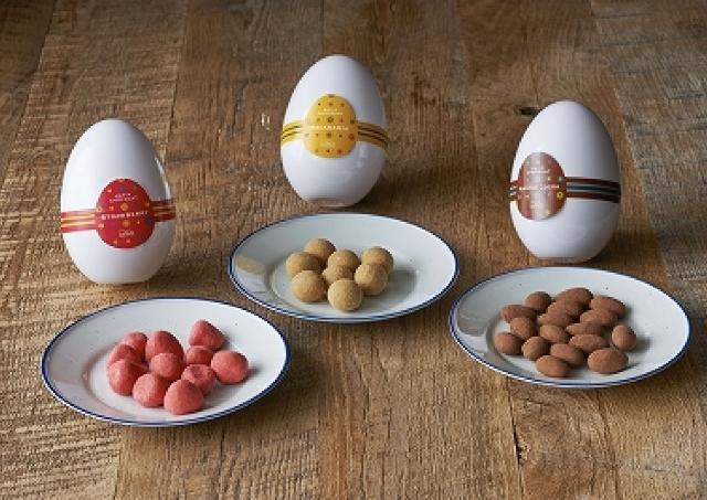 卵から出てくるのは何かな?? ルタオから「イースターアソートBOX」オンラインショップ限定発売