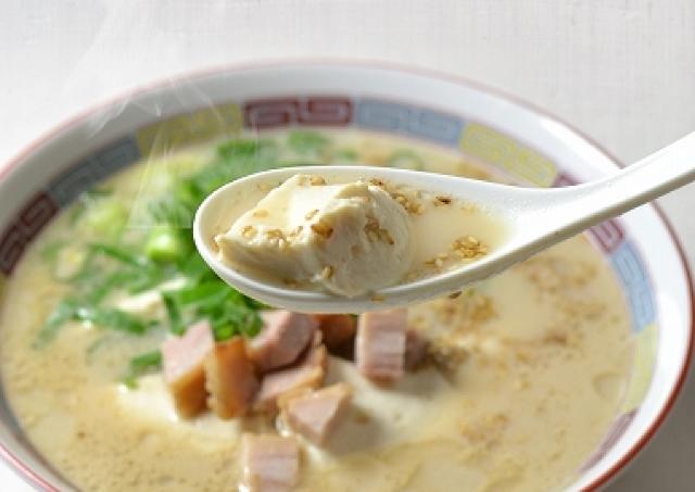 大人気! 麺の代わりに「豆腐」入れちゃった一風堂のラーメン、店舗拡大&提供数増加