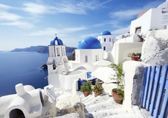 写真みたら絶対行きたくなる!「憧れのヨーロッパリゾートランキング」