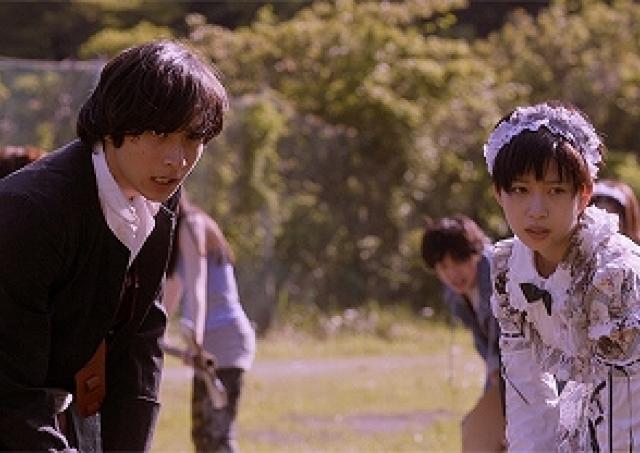 映画「ドロメ」男子篇&女子篇/新感覚ホラー 男子篇と女子篇、両方観て