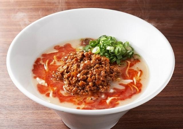 一風堂の定番「からか麺」がリニューアル! 餃子10個無料クーポンも配布