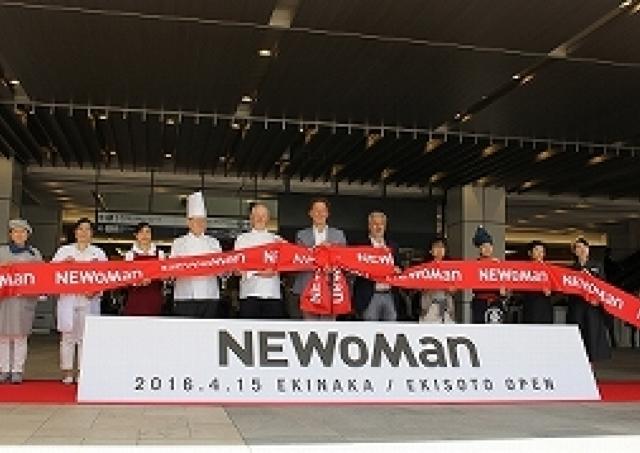 ついに完成! 新宿の新名所「ニュウマン」第2期オープン、その瞬間を歩いてみた