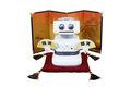 1300ギャグ搭載の電波時計内蔵ロボット 「爆・笑太郎」 2016年8月6日(土)発売のお知らせ