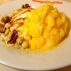 新かき氷の名は「元カノ」 「マンゴーチャチャ」、初のカフェダイニングが秋葉原にオープン