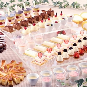 チーズLoversお待たせ! 川崎日航ホテルで「チーズスイーツ」大集合のブッフェ開催