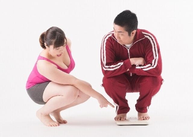 旦那や彼氏のスタイルは「62点」 アイツ...結婚して10キロ以上太りやがった!