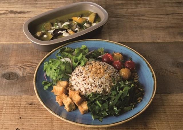 六本木ヒルズにお野菜カフェ「Mr.FARMER」開店! ヴィーガン、グルテンフリーも