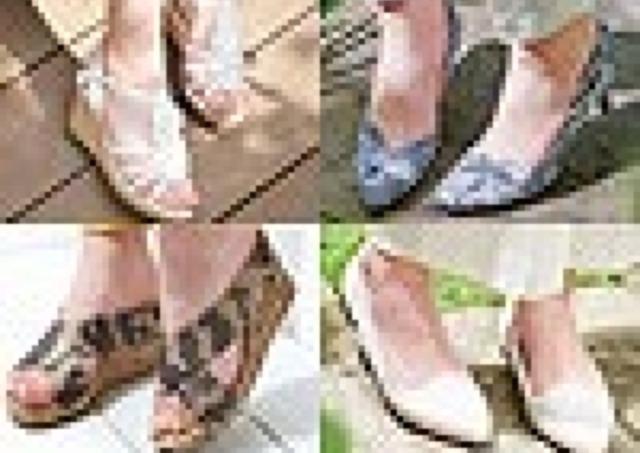 軽やかな色と素材で足元から夏を実感!「三越 夏の婦人靴バーゲン」
