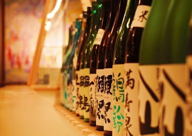 日本酒飲み放題バー「I LOVE SAKE」で生ハム食べ放題企画 獺祭など銘酒ずらり