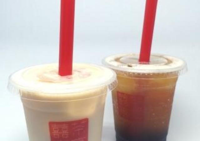 フレンチクリーム×台湾茶のキキチャトウキョウ 贅沢なタピオカを無料でトッピング