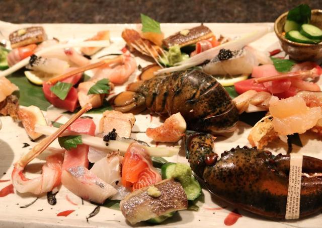 カナダの人気寿司店「KINKA」が渋谷にオープン 日本初上陸のロブスター寿司ってなんだ?