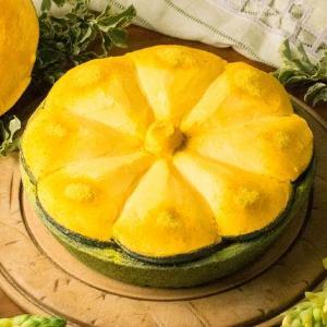 キル フェ ボンで初の「秋の収穫祭」 カボチャそっくりタルトがかわいすぎ!