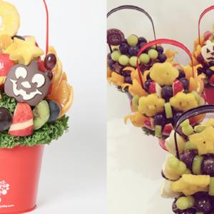 食べられる花束「フルーツブーケ」専門店 カットフルーツとチョコの花束を全国配送