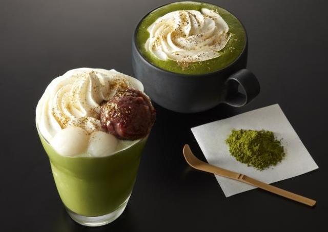 タリーズコーヒー京都限定がおいしそう! 「濃い宇治抹茶ラテ」と「宇治抹茶&白玉」