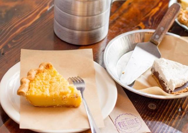 日本初上陸 L.A発!誰にも再現できない秘伝のパイが食べられる専門店がルミネ新宿にオープン