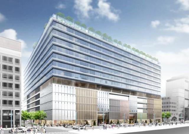 銀座エリア最大の新商業施設「GINZA SIX」誕生 241のブランドが集まる新ランドマークに