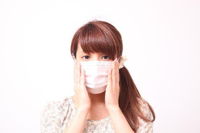 マスク 吹き出物