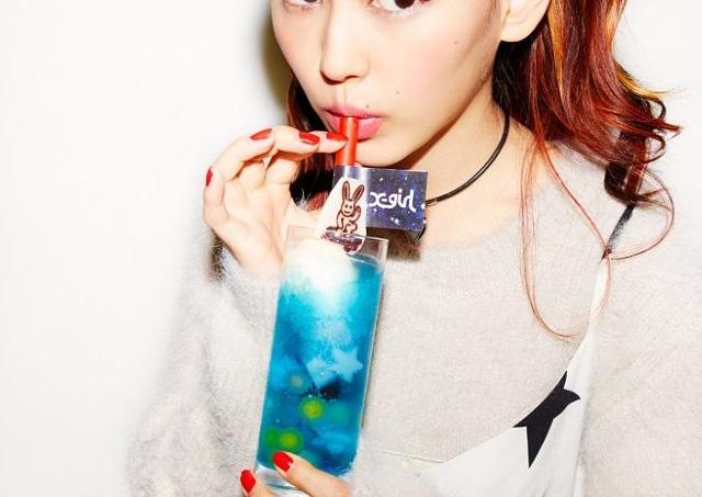 「X-girl」×スイパラがコラボ 10%オフチケット配布